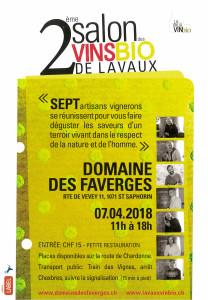 Domaine des Faverges